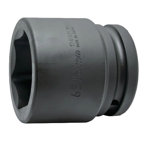 取寄 6角ソケット 17400A-2.7/16 17400A-2.7/16 1.1/2(38.1mm)SQ. インパクト6角ソケット 2.7/16 ko-ken(コーケン) 6角ソケット 1個