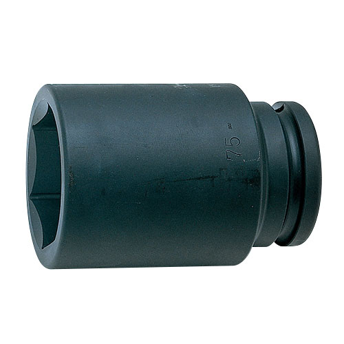 取寄 6角ディープソケット 17300M-60 17300M-60 1.1/2(38.1mm)SQ. インパクト6角ディープソケット 60mm ko-ken(コーケン) 6角ディープソケット 1個