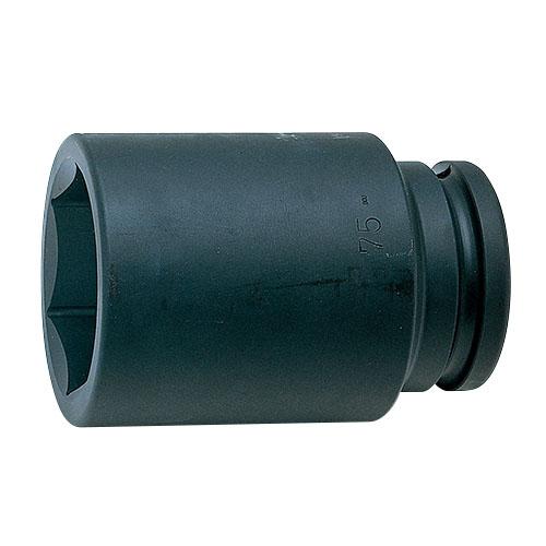 取寄 6角ディープソケット 17300M-80 17300M-80 1.1/2(38.1mm)SQ. インパクト6角ディープソケット 80mm ko-ken(コーケン) 6角ディープソケット 1個