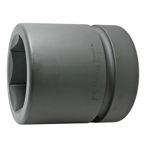 取寄 6角ソケット 19400M-125 19400M-125 2.1/2(63.5mm)SQ. インパクト6角ソケット 125mm ko-ken(コーケン) 6角ソケット 1個