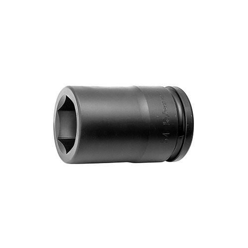 取寄 6角ディープソケット 19300M-95 19300M-95 2.1/2(63.5mm)SQ. インパクト6角ディープソケット 95mm ko-ken(コーケン) 6角ディープソケット 1個