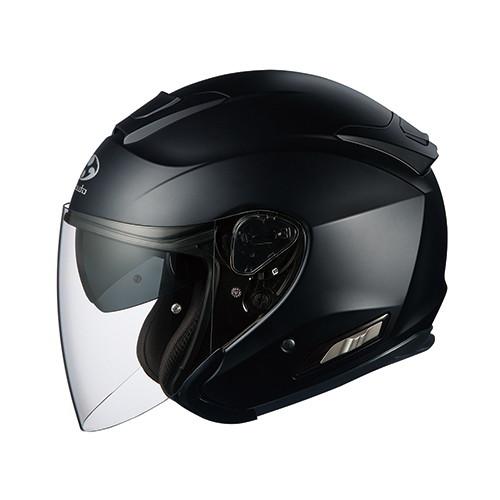 ヘルメット ASAGI フラットブラック M OGK[オージーケーカブト]
