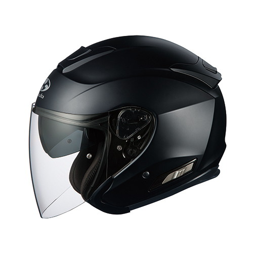 ヘルメット ASAGI フラットブラック XL OGK[オージーケーカブト]