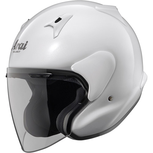 ヘルメット MZ-F XO グラスホワイト 65-66cm Arai