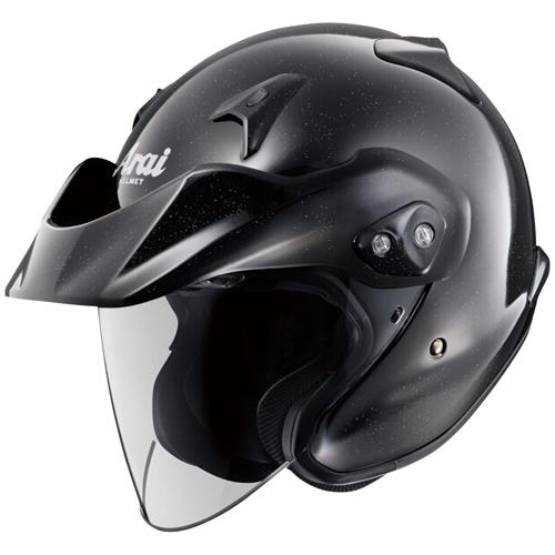 ヘルメット CT-Z グラスブラック M Arai