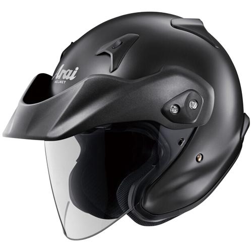 ヘルメット CT-Z フラットブラック XL Arai