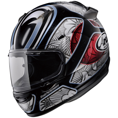 ヘルメット QUANTUM-J NAKANO L Arai