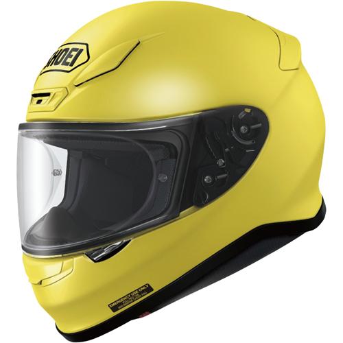 ヘルメット Z-7 Z-7 ブリリアントイエロー L SHOEI
