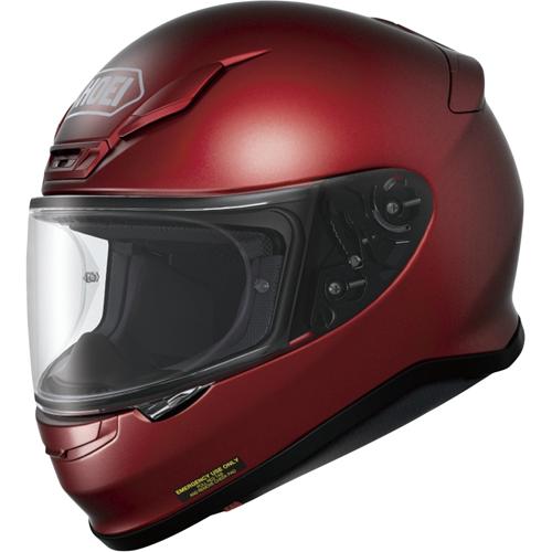 ヘルメット Z-7 Z-7 ワインレッド L SHOEI