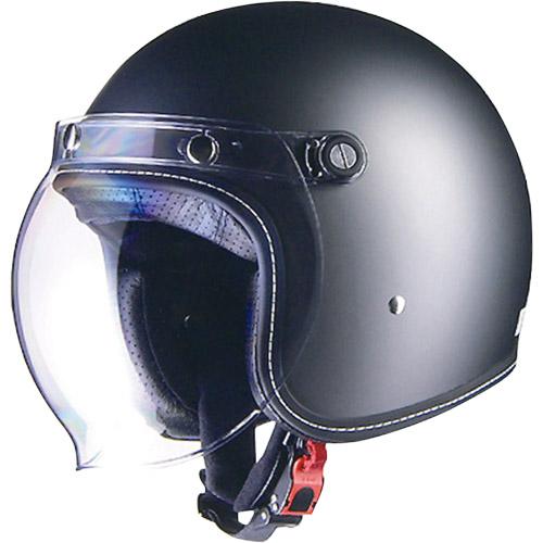ジェットタイプ MR-70 Murrey MR-70 ジェットヘルメット スモーキーシルバー M リード工業 1個