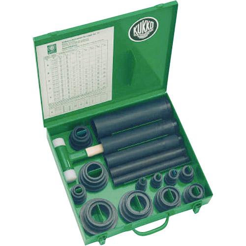 71 ベアリング挿入工具セット 内径10-50mm用 71 KUKKO 1セット