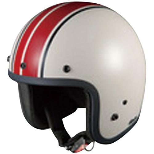 ヘルメット FOLK G1 FOLK G1 ホワイトレッド OGK[オージーケーカブト]