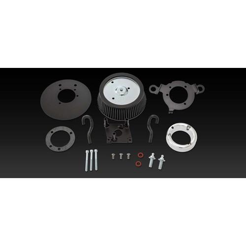 カスタムマフラー 71005 71005 VO2 エアーインテイクキット ネイキッド ブラック VANCE&HINES