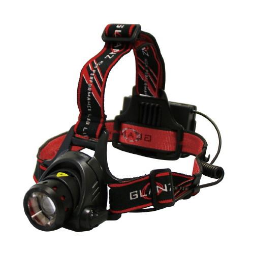 取寄 MF9100HR 充電式ヘッドライト MF9100HR GLANZ(グランツ) ボディ:ブラック 1個