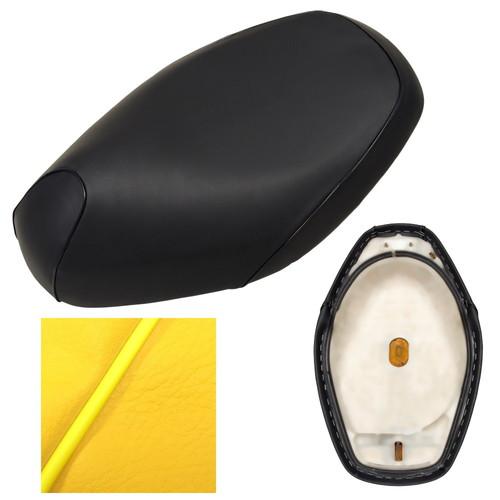 取寄 TGH5595C520P100 TGH5595C520P100 シート張替サービス DJ-1RR ALBA(アルバ) 生地色:イエロー、パイピング色:黄色 1個
