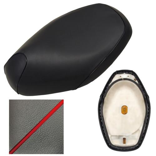 取寄 TGH5605C10P40 TGH5605C10P40 シート張替サービス リード125(JF45) ALBA(アルバ) 生地色:黒、パイピング色:赤 1個