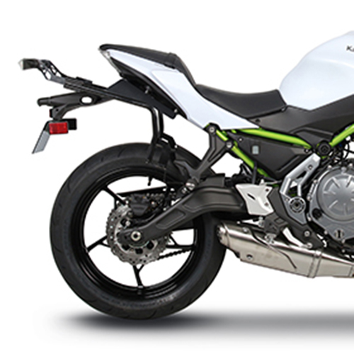 K0Z667IF 3Pシステム フィッティングキット Kawasaki Z650 (2017) SHAD(シャッド) 1セット