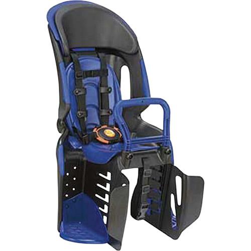 取寄 後用 RBC-011DX3 RBC-011DX3 ヘッドレスト付コンフォートうしろ子供のせ ブラック・ブルー OGK(オージーケー技研) ブラック/ブルー 1セット