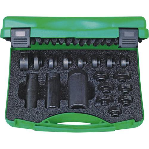 取寄 71-K ベアリング挿入工具セット 内径10-47mm用 KUKKO(クッコ) 1セット