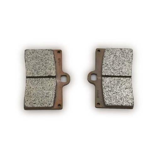 取寄 7520-Spec03 ブレーキパッド 7520-SPEC03 Metallico(メタリカ) 1セット(2枚入)
