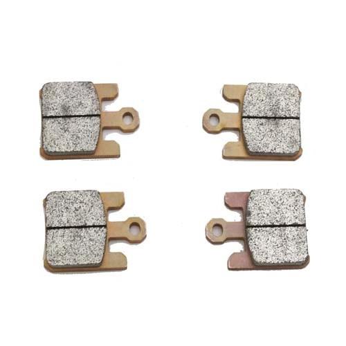 取寄 7543-Spec03 ブレーキパッド 7543-SPEC03 Metallico(メタリカ) 1セット(4枚入)