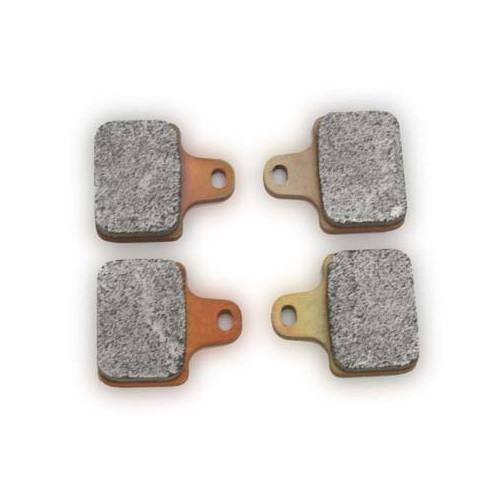 取寄 7745-Spec03 ブレーキパッド 7745-SPEC03 Metallico(メタリカ) 1セット(4枚入)