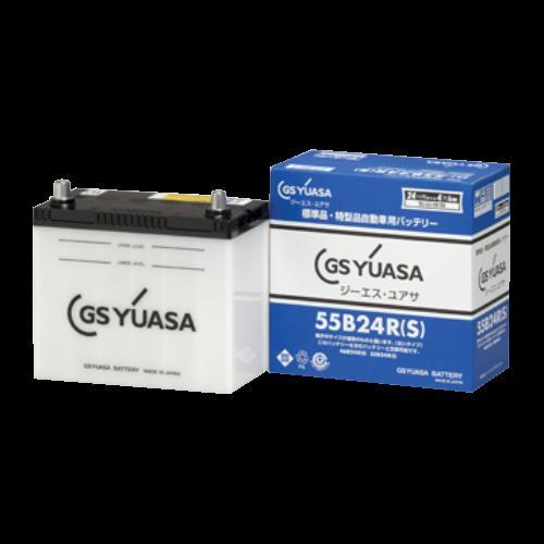 取寄 HJ-55D23L-C 標準品・特型品自動車用バッテリー HJ-55D23L-C GSユアサ 1個