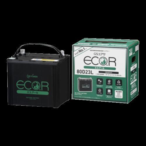 取寄 ECT-60D23 R ECO.R バッテリー ECT-60D23 R GSユアサ 1個