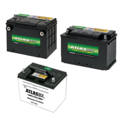取寄 75D23R ATLASバッテリー 75D23R ATLAS(アトラス) 1個