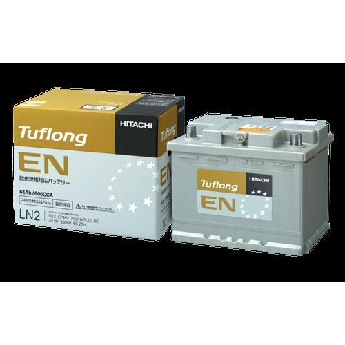取寄 LN5 欧州規格対応バッテリー Tuflong EN LN5 日立化成 1個