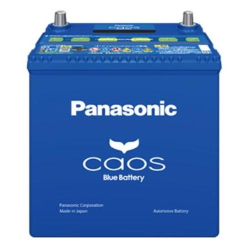 取寄 N-80B24L/C7 caos(カオス)標準車・充電制御車用バッテリーN-80B24L/C7 Panasonic(パナソニック) 1個