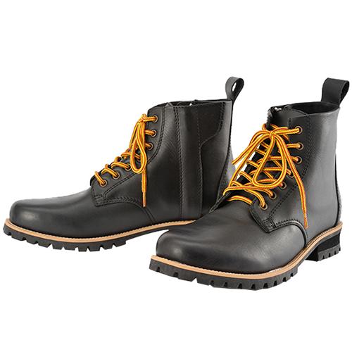 取寄 HBS-003 96961 HBS-003 ショートブーツ ブラック 24cm HenlyBegins(ヘンリービギンズ) ブラック 1足