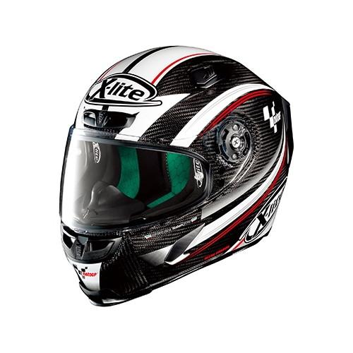 取寄 MotoGP 97618 X-803 MotoGP カーボン/16 M NOLAN(ノーラン) カーボン/16 1個