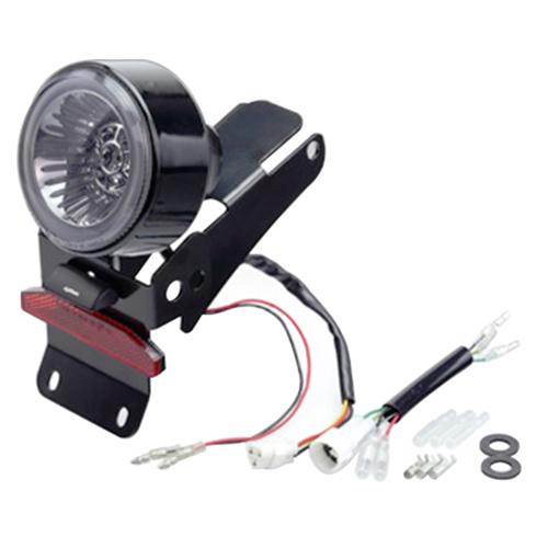 取寄 218-4016 LEDテールランプキット(スモーク) KIJIMA(キジマ) スモークレンズ 1セット
