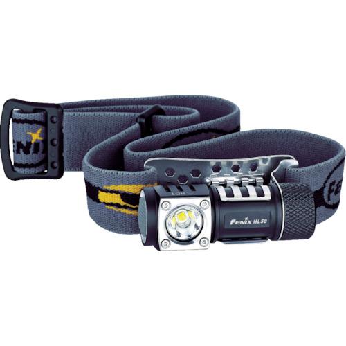 取寄 HL50 LEDヘッドライト HL50 FENIX(フェニックス) ブラック 1個