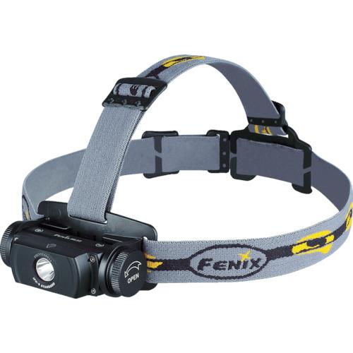 取寄 HL55 LEDヘッドライト HL55 FENIX(フェニックス) ブラック 1個
