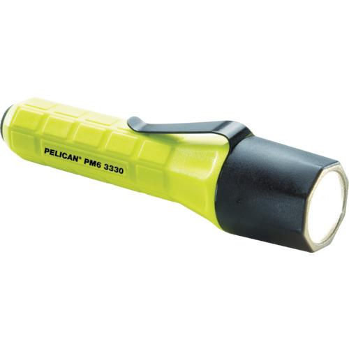 取寄 PM63330LED-YE PM6 3330 黄 LEDライト PELICAN(ペリカン) イエロー 1個