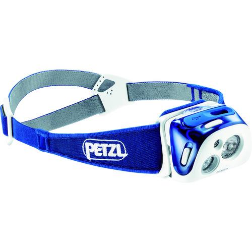 取寄 E92HMI リアクティック PETZL(ペツル) ブルー 1個