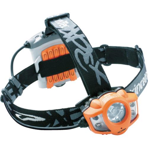 取寄 APX-IND-OR LEDヘッドライト APX インダストリアル PRINCETONTEC(プリンストンテック) オレンジ 1個