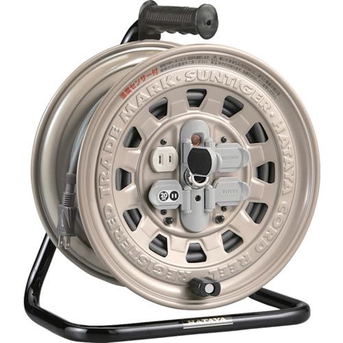 取寄 GT-20S サンタイガーリール 温度センサー付コードリール 単相100V20M ハタヤリミテッド 1台
