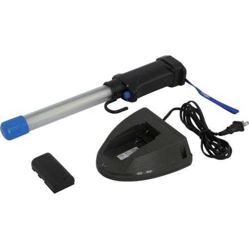 取寄 防雨・耐薬品 LB-6WE 充電式コードレスライト防雨型耐薬品性外筒仕様 嵯峨電機工業 防雨・耐薬品 1セット