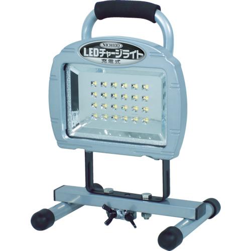 取寄 BAT-10W-L24PMS LEDチャージライト 10W リチュウムイオンバッテリー使用 日動工業 1台