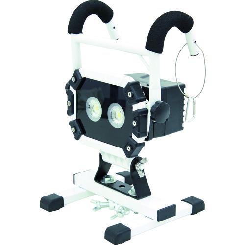取寄 BAT-HRE20S-SP 充電式LED 着脱式ハンガーチャージライトスポット 20W 日動工業 1台