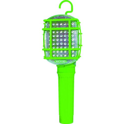 取寄 LEH-63P LEDライト ハンディ&スタンドライト 日動工業 1台