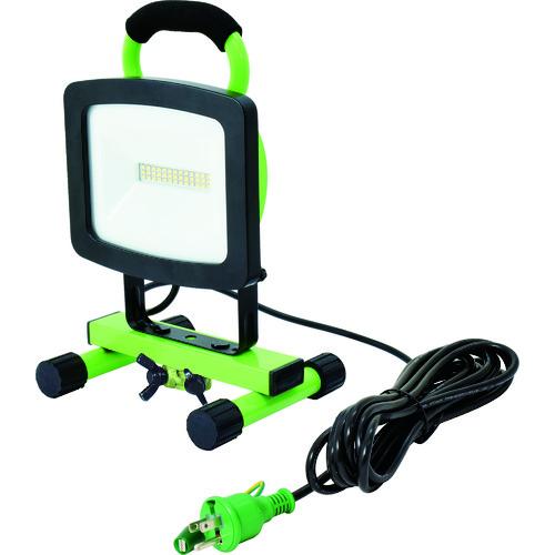 取寄 30W LEN-30S-3ME LED作業灯 LEDパワーライト30W 日動工業 30W 1台