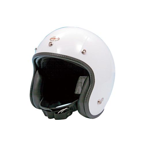 取寄 ジェットタイプ 9816-WH1 70s スモールヘルメット ホワイト EASYRIDERS(イージーライダース) ホワイト 1個