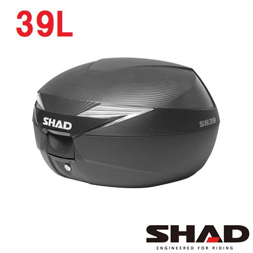- 開催中 SH39 リアボックス トップケース シャッド 全商品オープニング価格 カーボン SHAD