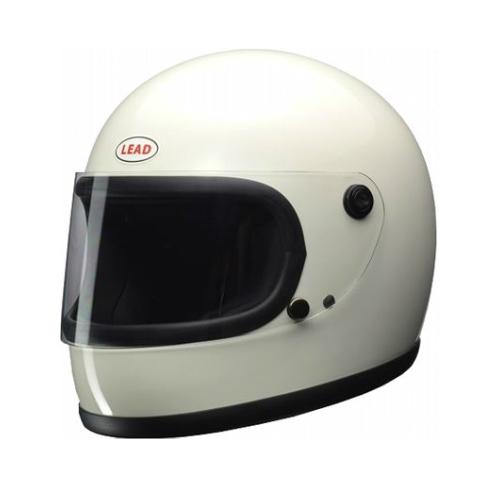 - 取寄 評判 フルフェイス RX-200R RX-200Rリバイバル リード工業 ホワイト 当店一番人気 1個 LEAD レトロフルフェイス