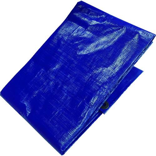 - 取寄 往復送料無料 SEAL限定商品 BLH16 #3400 ブルーシート ブルー 1巻 ユタカメイク 7.0m×8.8m