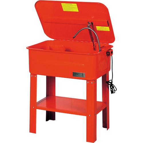 TOOL287 パーツ洗浄台 ProTOOLs(プロツールス) タンク容量:76L作業容量:45L 1台